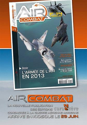Air Combat, en kiosque le 29 juin
