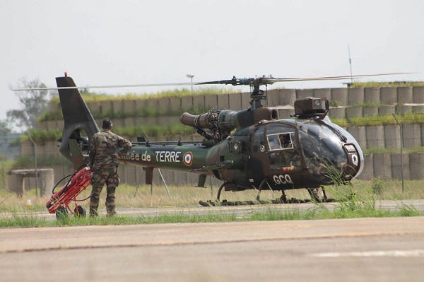 helicoptere gazelle