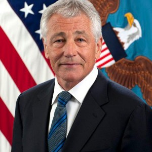 "Secretary of Defense - Charles Timothy ""Chuck"" Hagel"