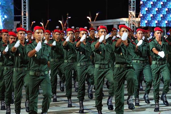 Image result for service social militaire maroc